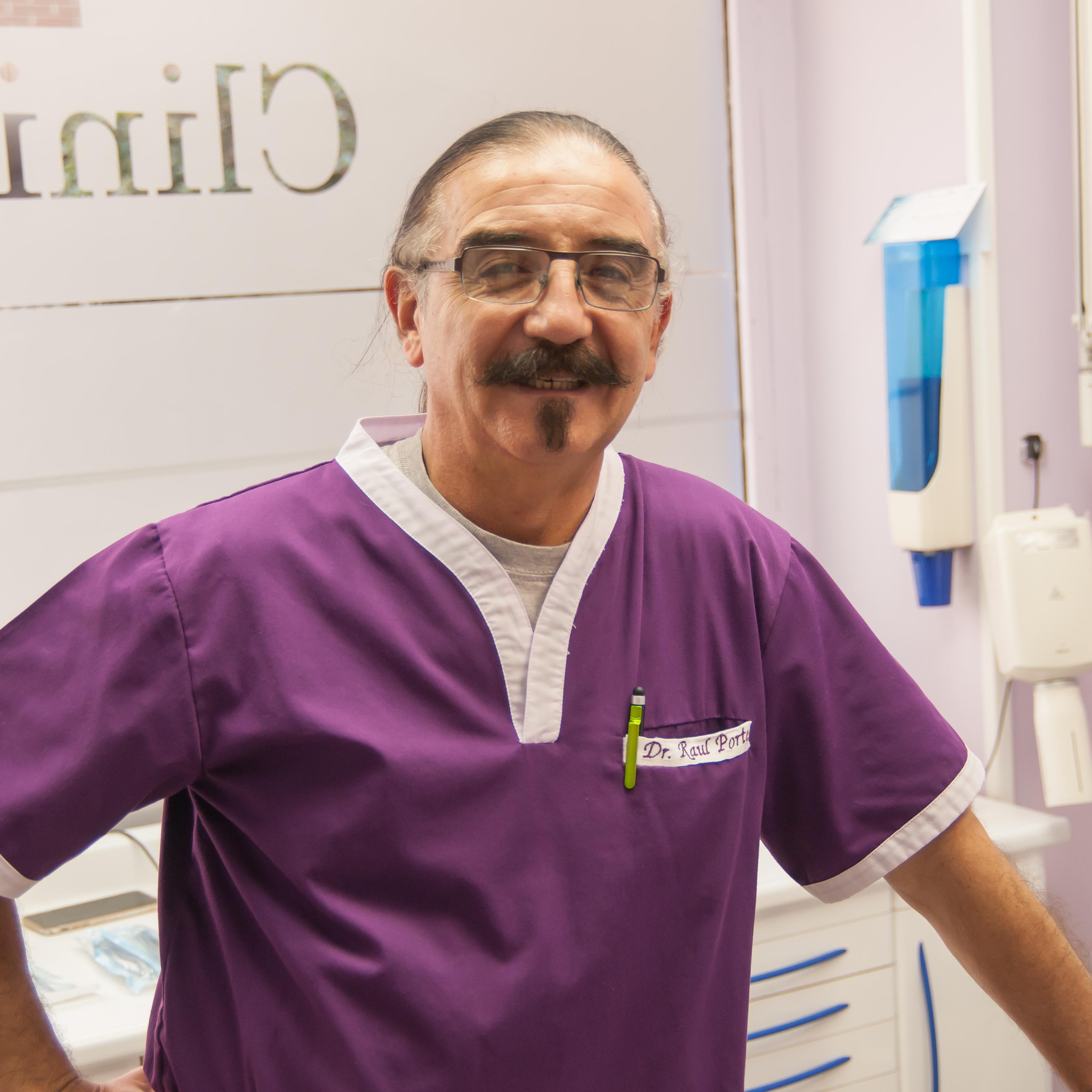 Dr. Raúl A. Portes Rosa